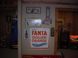 Fanta Sign Oakville / Halton Region Toronto (GTA) image 1