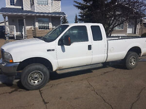 2005 Ford F-250 Pickup Truck up for trade