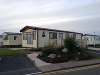 GOLD STANDARD 6-8 BERTH HOLIDAY HOME CARAVAN TO HIRE GOLDEN SANDS RHYL