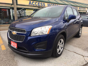 2013 Chevrolet Trax LS SUV,EXTRA CLEAN CONDITION, AUX, USB