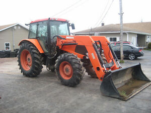 2011 Kubota M126X With Only 783 Hours!!! REDUCED!!!!