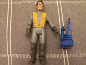 Kenner The Real Ghostbusters Fright Features Peter $15