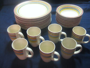 FISHER Dishes - Bowls - Cups