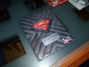 The Superman Files Hardcover Book NEW Graphic Novel DC Comics