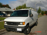 CARGO VAN AT YOUR SERVICE FOR MOVING YOURS FURNITURE'S, BOXES, C