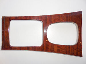 MERCEDES C230 C240 C320 2001-2007 SHIFTER WOOD TRIM 2036802339