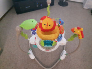 Fisher Price Jumperoo $40