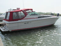 1987 SEARAY 390 EXPRESS CRUSIER IMMACULATE CONDITION $59,995