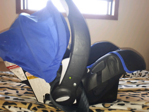 Evenflo car seat and base good until 2022
