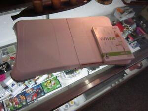 NINTENDO WII Fit & Balance Board For Sale