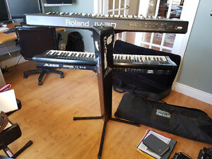 Ultimate support Apex keyboard stand