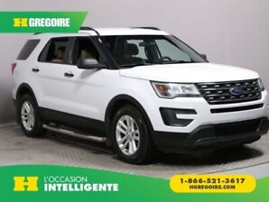 2017 Ford Explorer Base 4WD A/C GR ELECT MAGS BLUETOOTH 7 PASSAGER