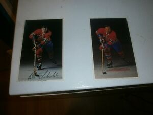 =PHOTOS=MONTREAL-CANADIENS=AUTOGRAPH -1971-ANNEE=-5 1/2 X 3 1/2