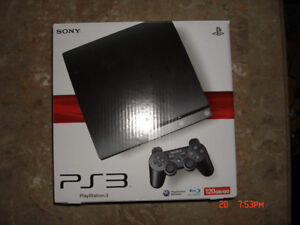 PS3 + 20 games & extra