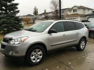 2010 Chevrolet Traverse with Trailer Package
