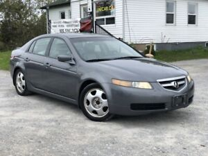 2004 Acura TL 3.2L Dynamic Pack 6-Spd Manual Leather Sunroof