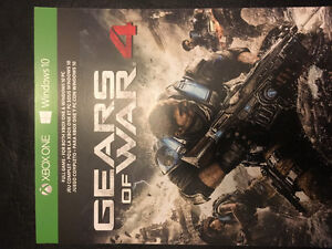 Xbox one gears of war 4 digital download