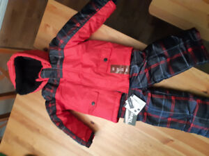 Brand new with tags 3T snowsuit
