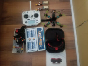 Fpv drone package deal