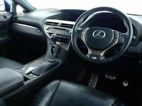 2013 Lexus RX 450h 3.5 F Sport Station Wagon CVT 4WD 5dr