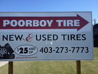 Poorboy Tire is hiring F/T Tire tech