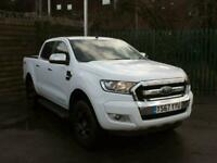 2018 Ford Ranger Pick Up Double Cab Limited 2.2 TDCi 150 4WD Auto PICK UP Diesel