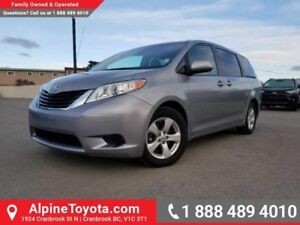 2011 Toyota Sienna LE  79,971 MILES, IMPORTED FROM THE USA