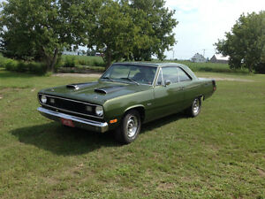 Plymouth scamp 72