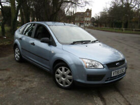 Ford Focus 1.6 Automatic LX**1 PREV OWNER**ONLY 48,500 MILES**5 DR HATCH**