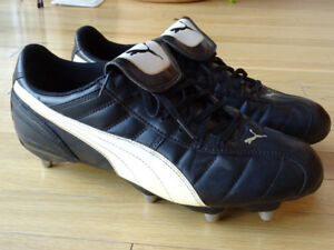Men's Puma Rugby Cleats, size 11