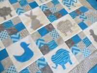 Baby and Toddler quilts - ready made or custom orders