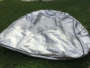 Hot tub insulated Arctic Spa protective cover (not lid) Kingston Kingston Area image 3