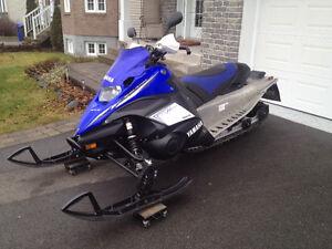 Yamaha nytro xtx 2013
