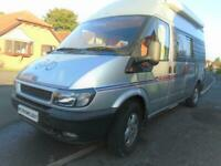 Auto Sleeper Duetto, It has a full service history and will have a new MOT