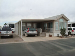 Park Model with AZ Room For Rent in Sundance1 Casa Grande