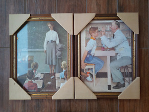 Norman Rockwell Framed Prints