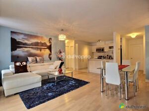Beautiful 4 1/2 Condo for Sale at Dorval