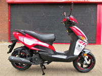 MOTORINI GP 125i BRAND NEW SCOOTER 2 YEAR WARRANTY AUTHORISED DEALER