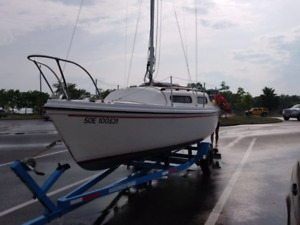 Sailboat Sirius 21ft