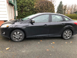 Ford Focus SE 2012 Berline 4 portes