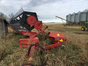 Case IH and Macdon Pull Behind Swathers for Sale