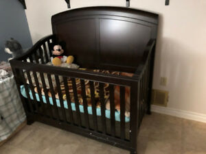 Baby Bed Frame