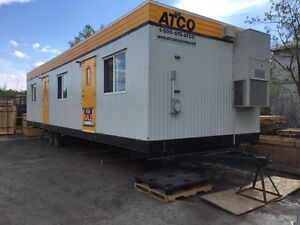 40x10 ATCO Office Trailer