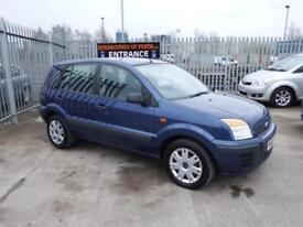 Ford Fusion 1.4 Style + 5 Door Hatch Back