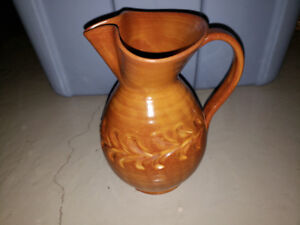 Clay water jug