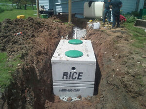 Septic Systems - J. Brown Excavating Ltd.