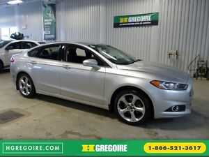 2013 Ford Fusion SE NAVIGATION AUTO A/C MAGS BLUETOOTH CAMERA RE