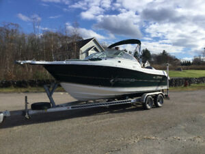 2005 Seaswirl Striper 2101 Dual Console /Yamaha 150 and kicker