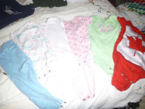 girl clothing lot 9-12 months