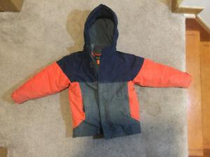 3-in-1 Winter Coat-Boy-Size 4
